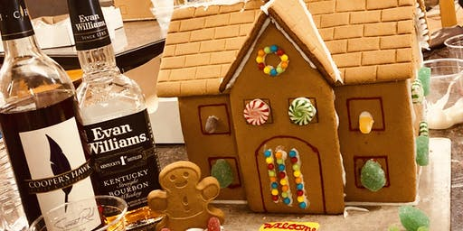 Adult Gingerbread House - Drunken Construction