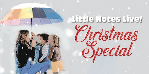 Little Notes LIVE! Christmas Special