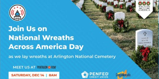 Wreaths Across America - December 14, 2019