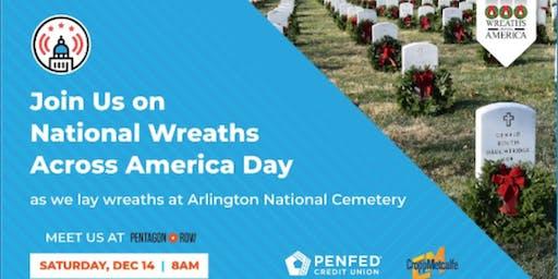 Wreaths Across America - December 14, 2019
