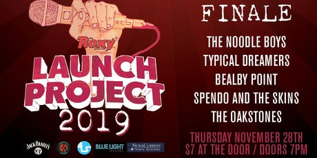 Launch Project Finale 2019 tickets