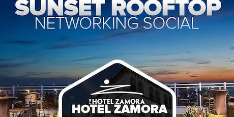 ST.PETE OCEAN VIEW ROOF TOP NETWORKING SOCIAL! tickets