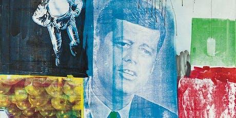 JFK: Oliver Stone, The Camera & The Establishment tickets