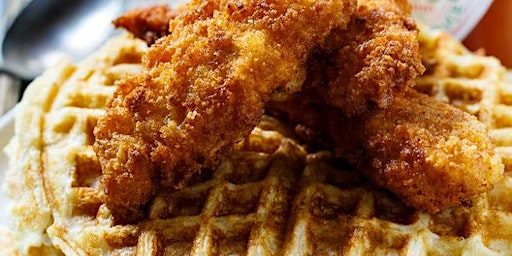 CANCELLED: Family Cook Night: Holiday Chicken & Waffles