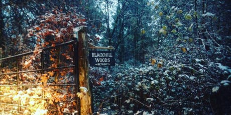 Christmas Bliss Yoga Day with Eilish and Simon in Blackhill Woods Retreat tickets