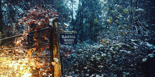 Christmas Bliss Yoga Day with Eilish and Simon in Blackhill Woods Retreat