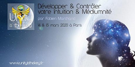 Développer & Contrôler son Intuition - PARIS billets