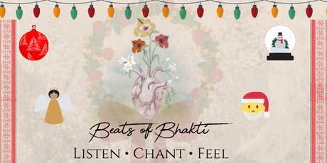 Christmas Special -Sacred Singing Space - 'BEATS OF BHAKTI' tickets