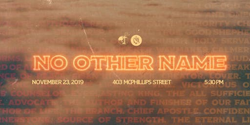 NO OTHER NAME: CYN 6TH ANNIVERSARY
