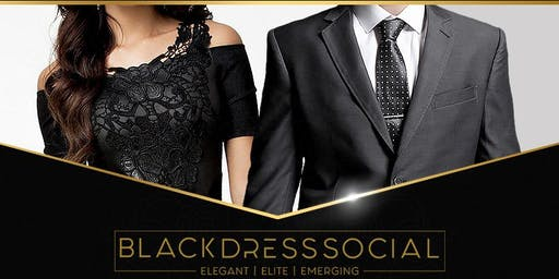 Black Dress Social 2020 Tampa