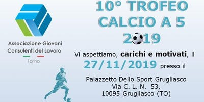 Torneo di calcio a 5 AGCDL Torino