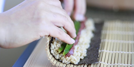 SUPERFOOD SUSHI COOKING CLASS tickets