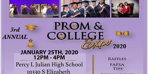 3rd ANNUAL PROM & COLLEGE EXPO JULIAN HIGH SCHOOL