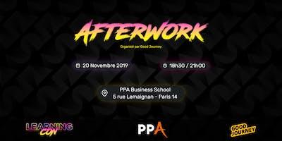 Afterwork Learning *** - Comment réinventer l'éducation ?