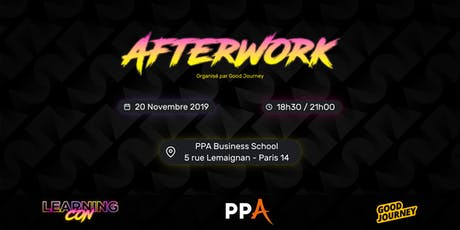 Afterwork Learning Con - Comment réinventer l'éducation ? billets