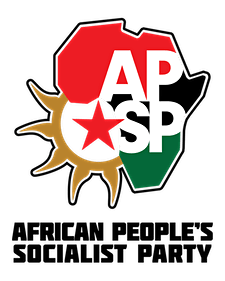 African People's Socialist Party (APSP) logo