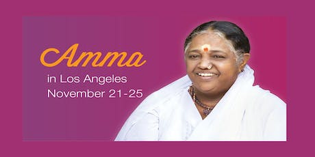 AMMA'S 2019 FALL TOUR LOS ANGELES tickets