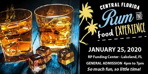 Central Florida Rum and Food Experience