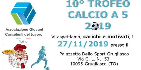 Cena AGCDL Torino biglietti