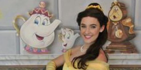 PRINCESS CHRISTMAS TEA PARTY with BELLE  (ONLY A FEW SEATS LEFT) tickets