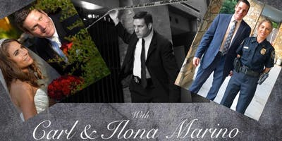 Valentines Event with Carl & Ilona Marino