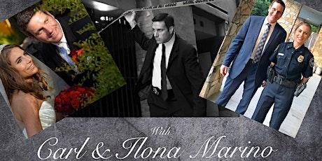 Valentines Event with Carl & Ilona Marino tickets
