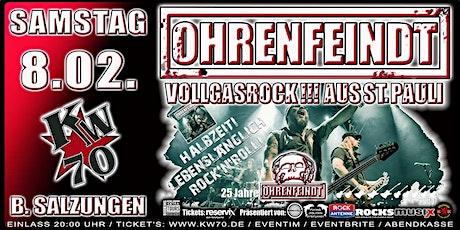 OHRENFEINDT - Bad Salzungen / HALBZEIT! LEBENSLÄNGLICH ROCK'N'ROLL! 2020 Tickets