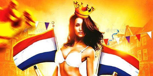 Pre Kingsday - Exchange Party Fraijlemaborg