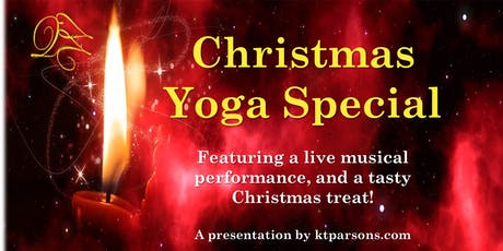 QW Christmas Yoga Special tickets