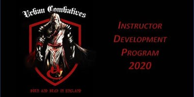 Urban Combatives Instructor Development Program 2020