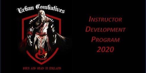 Urban Combatives Instructor Development Program 2020