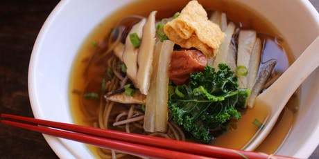 JAPANESE SUPERFOODS AS MEDICINE COOKING CLASS tickets