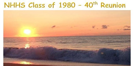 North Harford High School Class of 1980 - 40th Reunion tickets