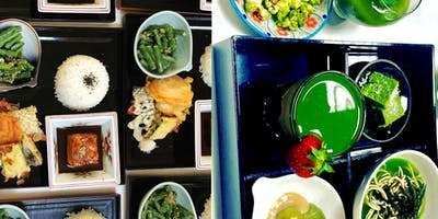 SIMPLY JAPANESE- BEGINNERS / MATCHA COOKING CLASS