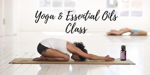 Yoga & Essential Oils Class
