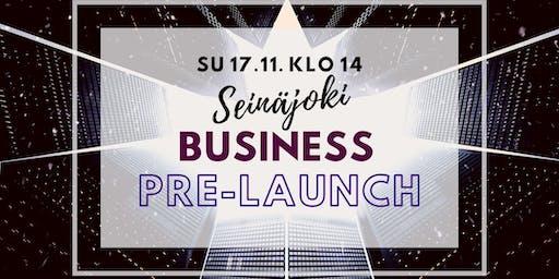 Business Pre-Launch Seinäjoki