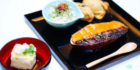 JAPANESE BASIC INTENSIVE COOKING CLASS tickets