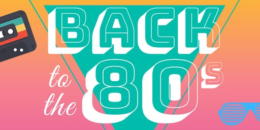 Back to the 80's New Year's Eve Party at The Carew Arms
