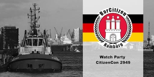 Watch Party CitizenCon 2949 @BarCitizen Hamburg