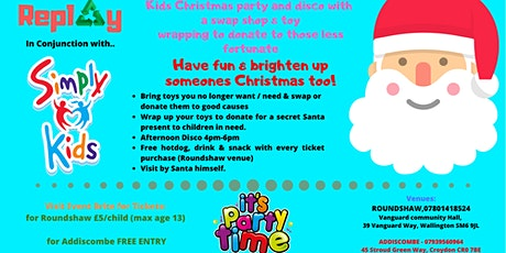 Kids Christmas Disco / party tickets