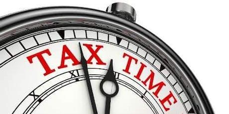 Inworks Financial Tax Prep Training  tickets
