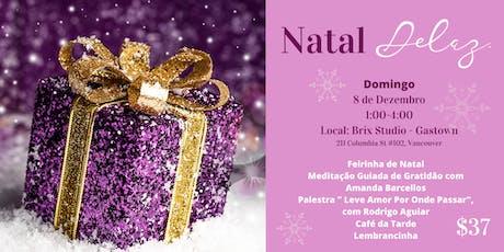 Evento de Natal Delaz tickets