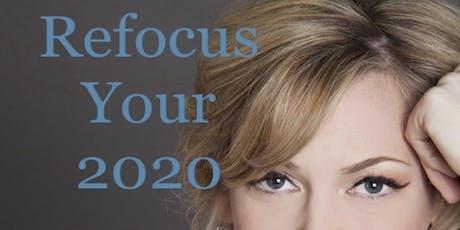 Refocus Your 2020 Workshop tickets