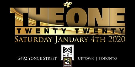 The ONE Twenty Twenty - Homecoming Sat Jan 4th 2020 | Ian Andre Espinet tickets