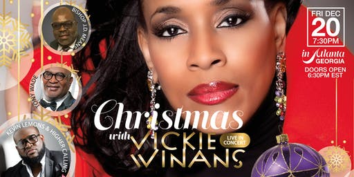 Christmas With Vickie Winans
