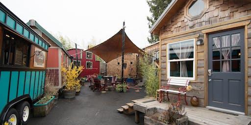 Tiny House Tour-  Sunday, November 24th- 3pm-4pm*