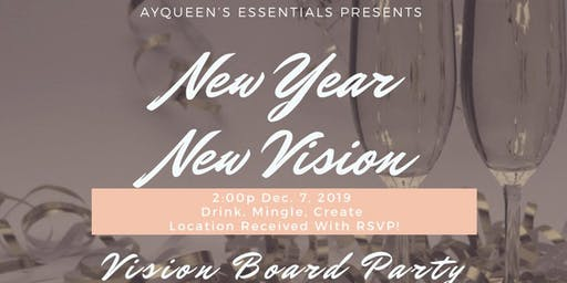 AyQueen's Vision Board Party