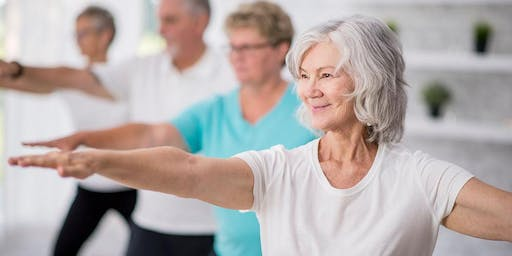 Yoga for Seniors, Embracing Healthy Ageing in the Heart of Walthamstow
