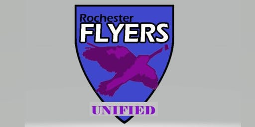 Rochester Flyers/Unified Vikings Tailgate Party