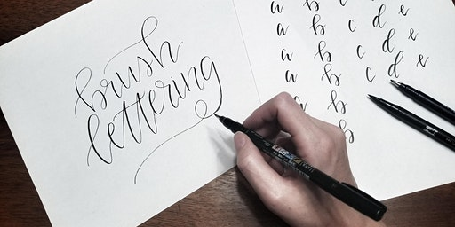 Beginner Brush Lettering